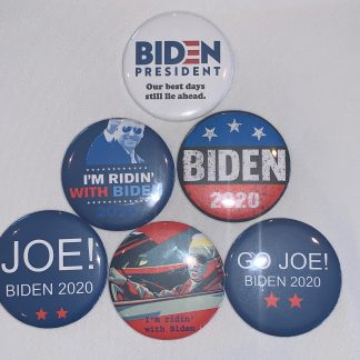 I'M RIDIN WITH BIDEN