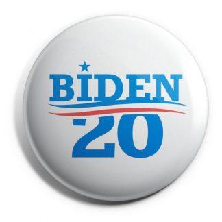 Biden 20 Campaign Buttons (BIDEN-703)