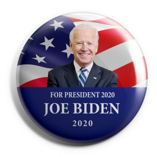 For President Joe Biden 2020 with Flag (BIDEN-804)