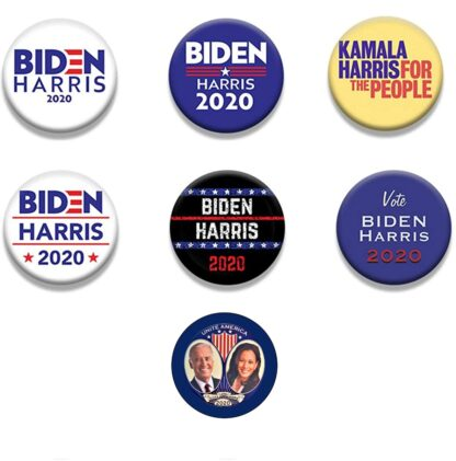 Biden / Harris 2020 - Set of 7
