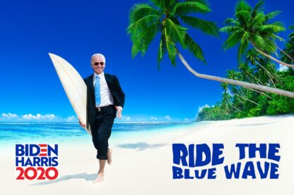 Ride the Blue Wave